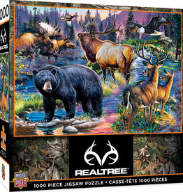Master Pieces RealTree Wild Living 1000pc