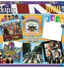 Ravensburger 1000pc Beatles Albums 1967-70