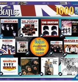 Ravensburger Beatles Albums 1964-66 1000pc