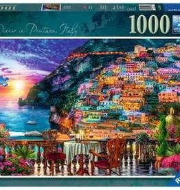 Ravensburger 1000pc Dinner in Positano