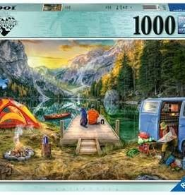 Ravensburger 1000pc Calm Campsite