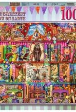 Ravensburger 1000pc Greatest Show on Earth