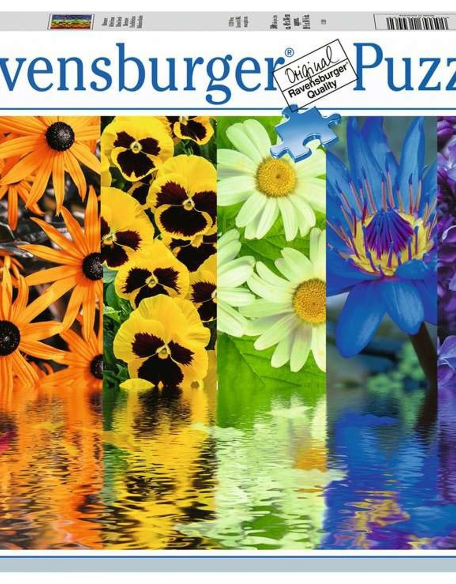 Ravensburger 500pc Floral Reflections