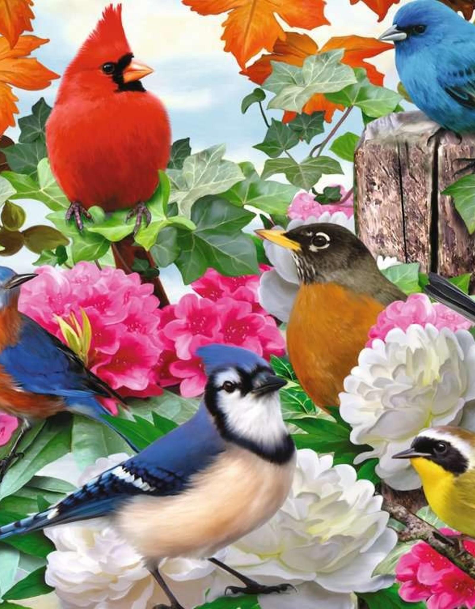 Ravensburger 500pc Garden Birds