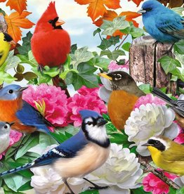 Ravensburger 500pc Garden Birds
