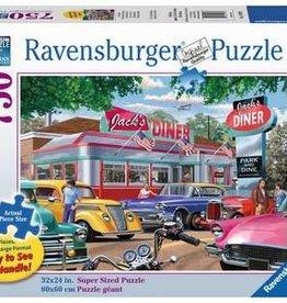 Ravensburger 750pc Meet you at Jack's LG