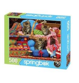 Springbok SEW CUTE  500pc