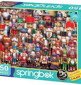 Springbok 350pc Nutcrackers