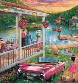 Ravensburger Summer at the Lake LG 300pc