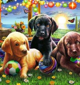 Ravensburger 100pc Puppy Picnic