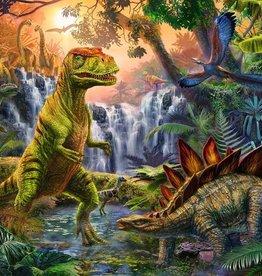 Ravensburger Prehistoric Oasis 100pc