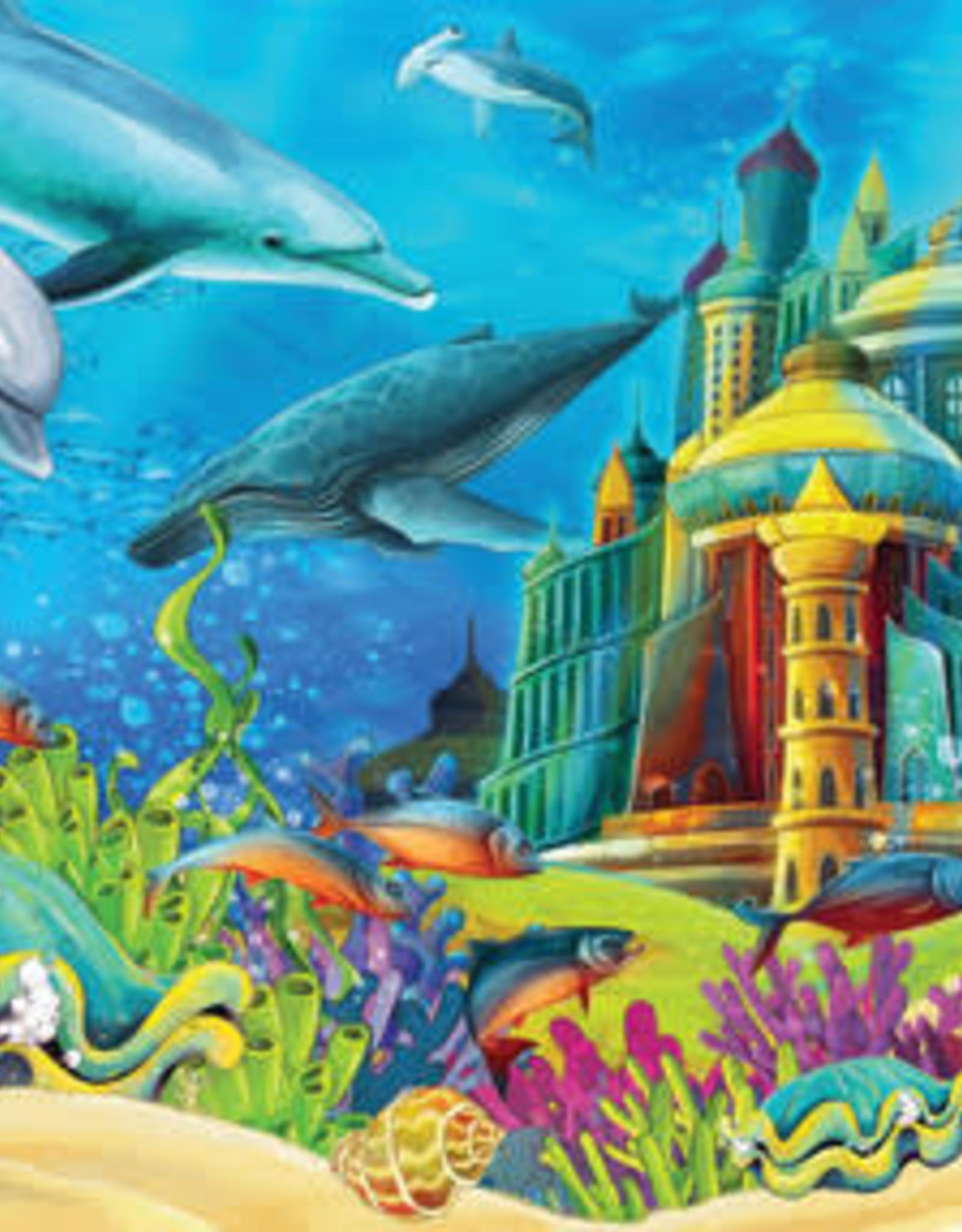 Ravensburger 150pc The Underwater Castle