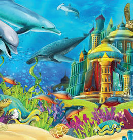 Ravensburger 150pc The Underwater Castle