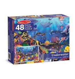 Melissa & Doug MD 48pc Floor Puzzle Underwater