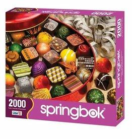 Springbok 2000pc Tin of Treats