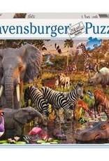 Ravensburger 3000pc African Animal World