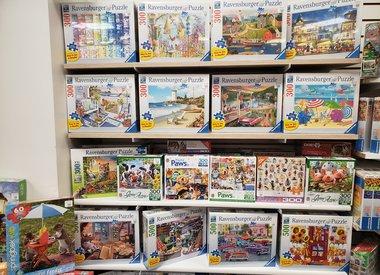 Puzzles 300pc