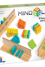 Blue Orange Mindblock Game