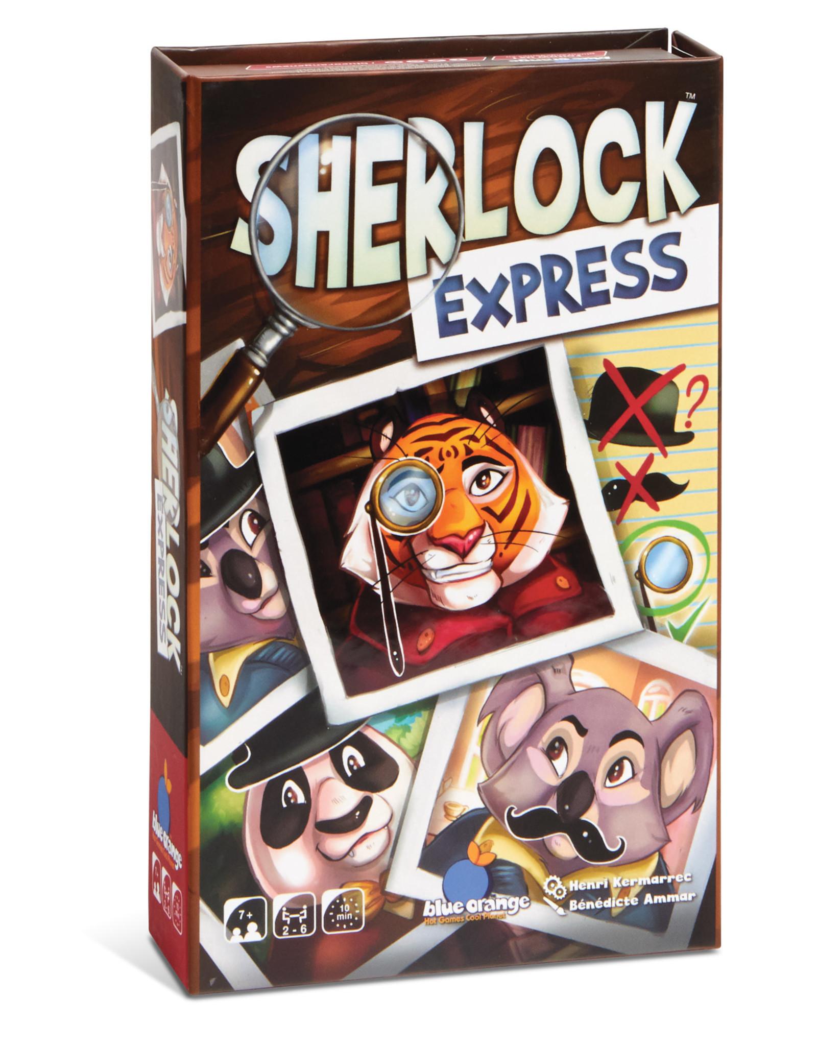 Blue Orange Sherlock Express Game