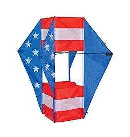 In The Breeze Stars & Stripes Box Kite
