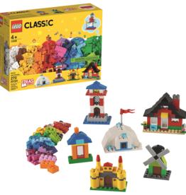 LEGO LEGO Classic Bricks and Houses