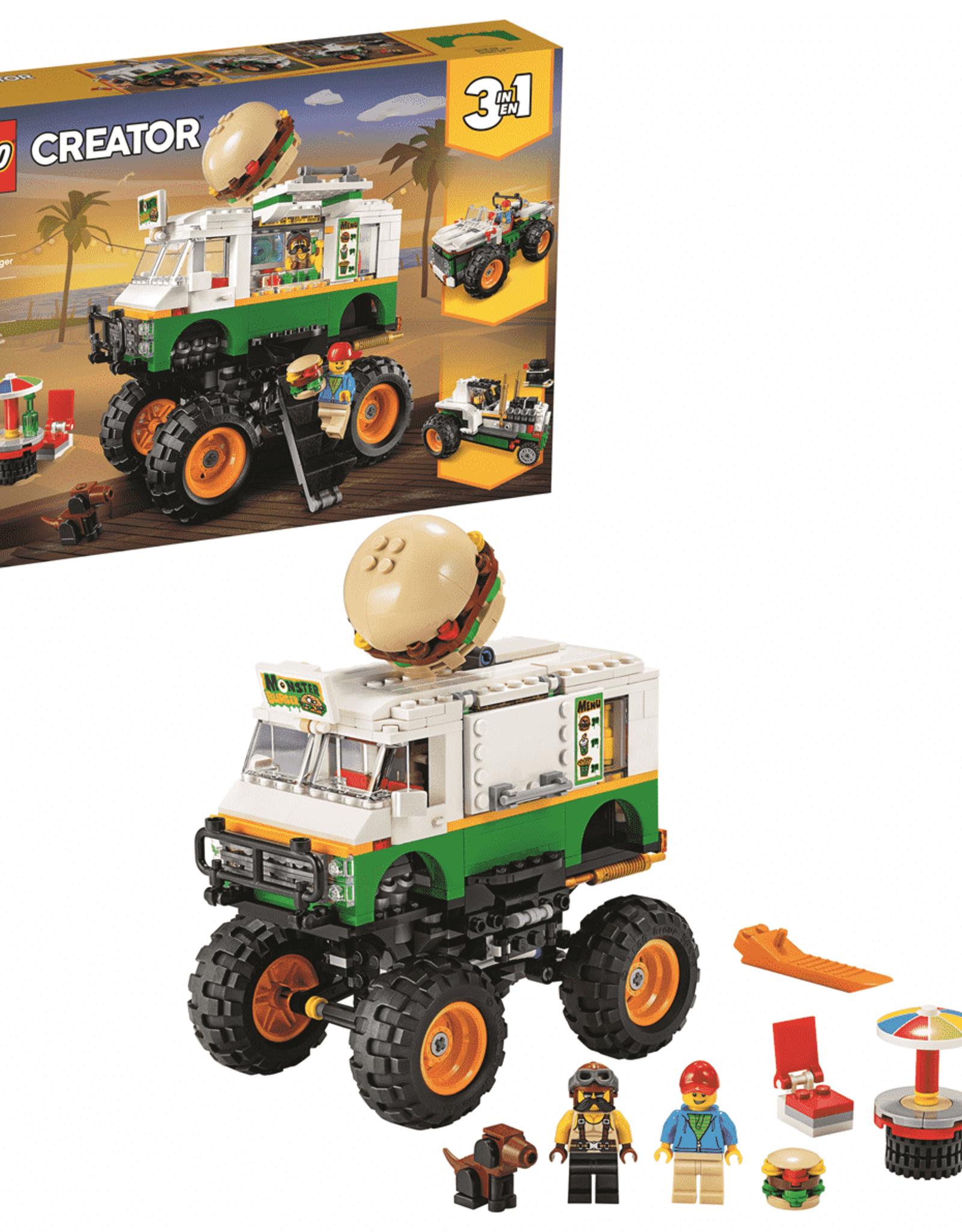 LEGO LEGO Creator Burger Truck