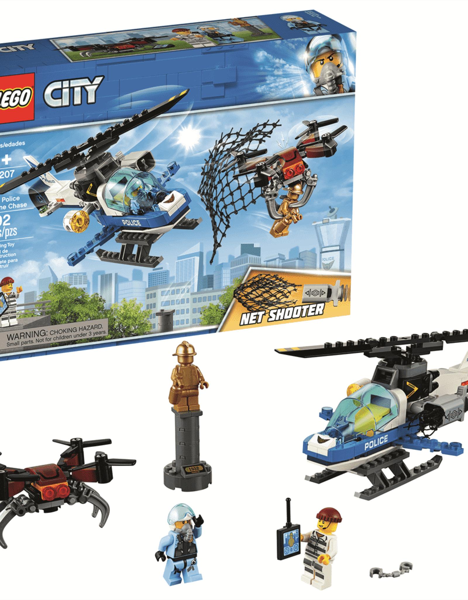 LEGO LEGO City Sky Police Drone Chase