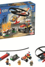LEGO LEGO City Fire Helicopter Response