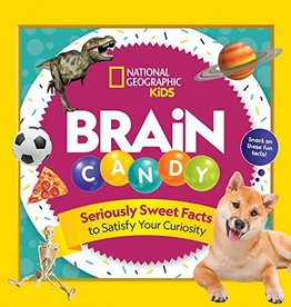 National Geographic Kids (NGK) NGK Brain Candy