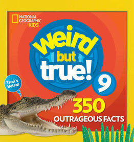 National Geographic Kids (NGK) NGK Weird But True 9