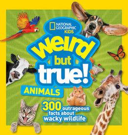 National Geographic Kids (NGK) NGK Weird But True Animals