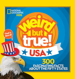 National Geographic Kids (NGK) NGK Weird But True USA