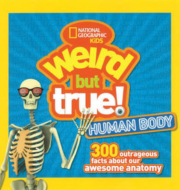 National Geographic Kids (NGK) NGK Weird But True Body book