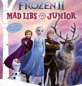 Mad Libs Frozen II Mad Libs Jr