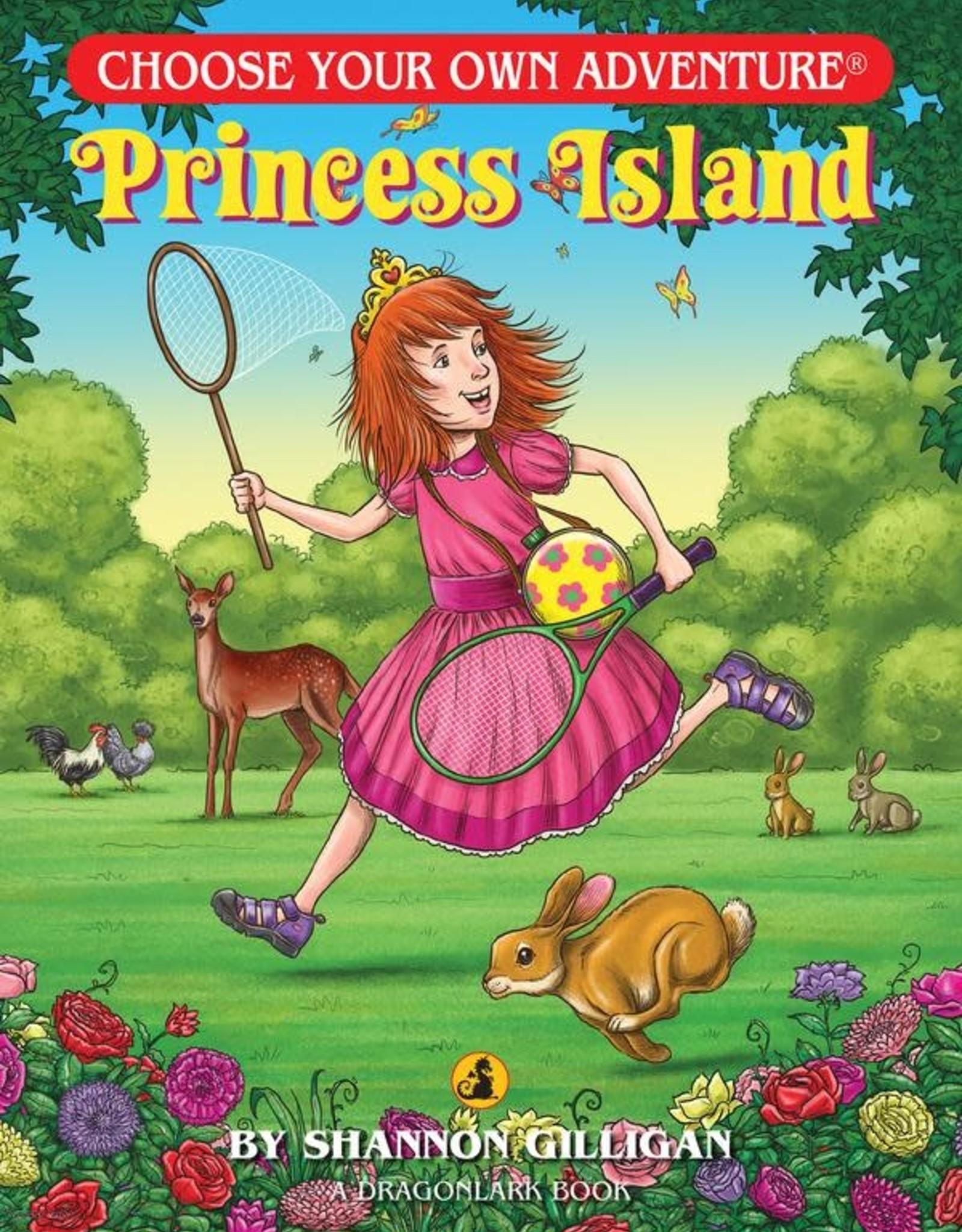 Choose Your Own Adventure CYOA Princess Island