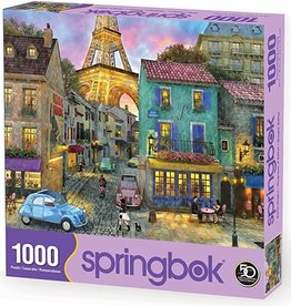 Springbok 1000pc Eiffel Magic