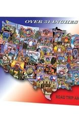 1000pc Road Trip America