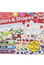 Melissa & Doug MD Activity Pad Colors & Shapes