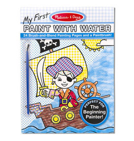 Melissa & Doug MD My First Paint With Water Blue