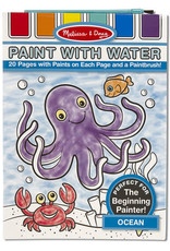 Melissa & Doug MD Paint With Water Ocean