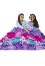 Melissa & Doug MD Fleece Quilt Flower