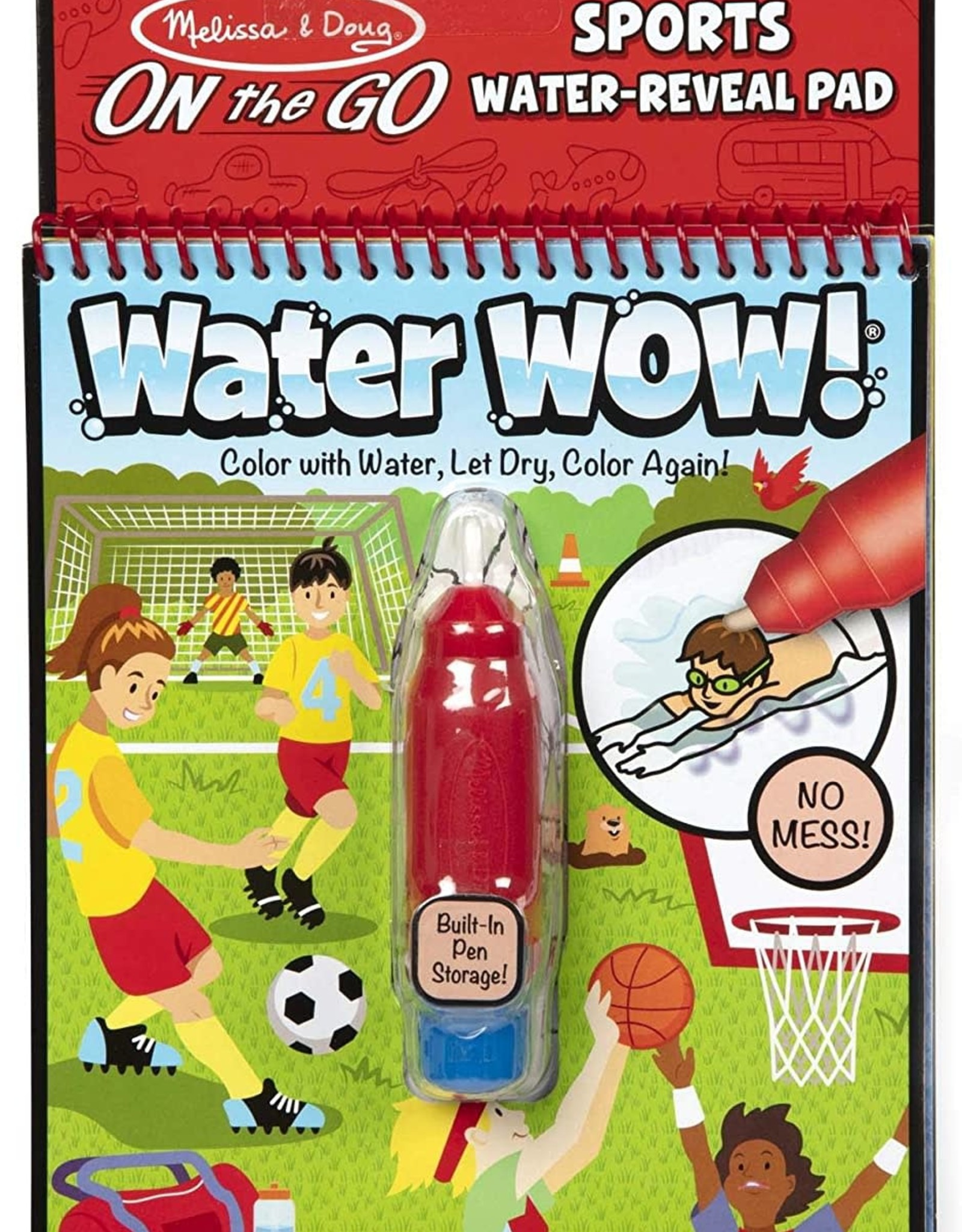 Melissa & Doug MD Water WOW Sports