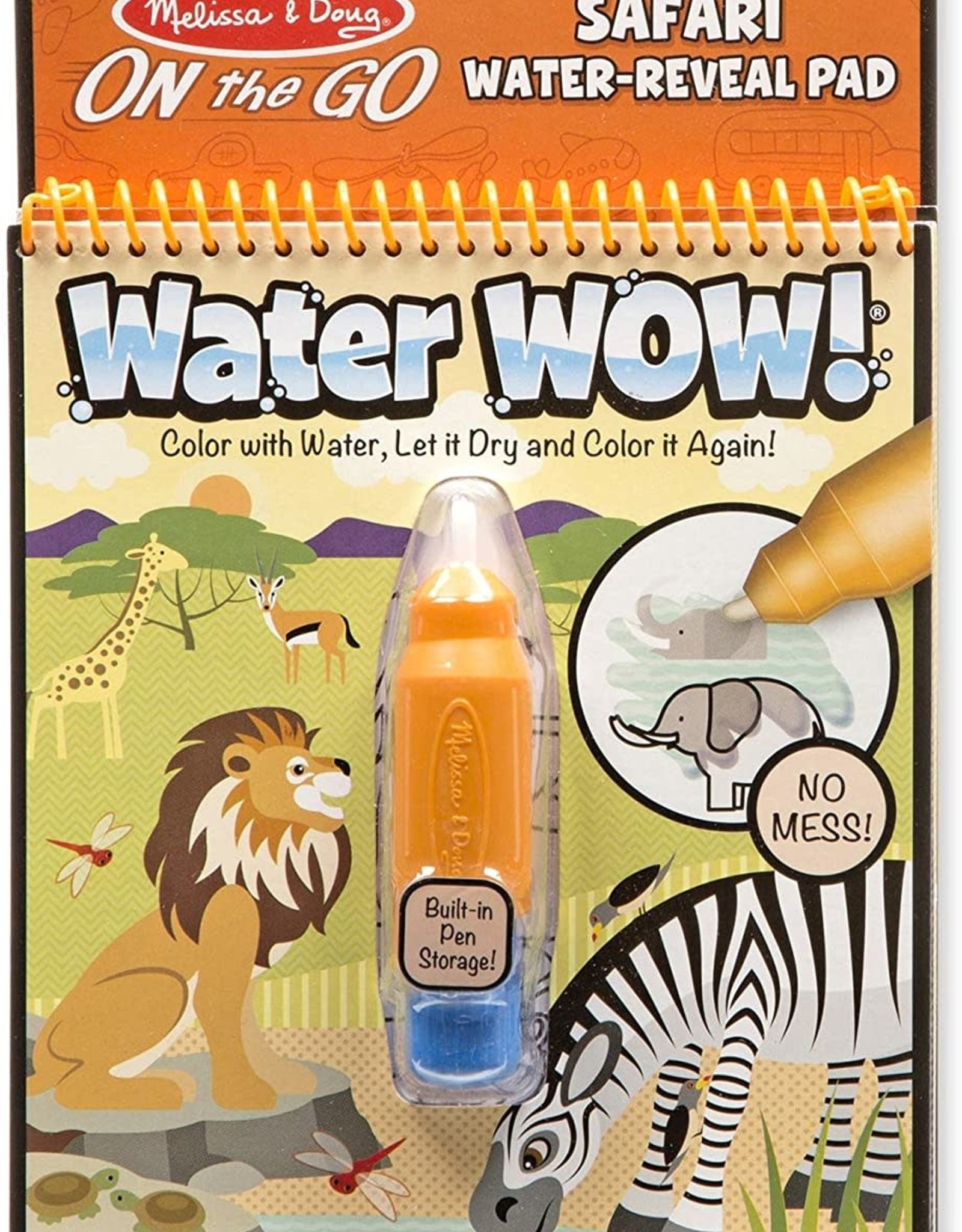 Melissa & Doug MD Water WOW Safari