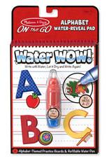Melissa & Doug MD Water WOW Alphabet