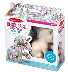 Melissa & Doug MD Decoupage Unicorn
