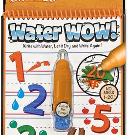 Melissa & Doug MD Water WOW Numbers
