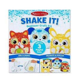 Melissa & Doug MD Shake It Craft Kit Pets