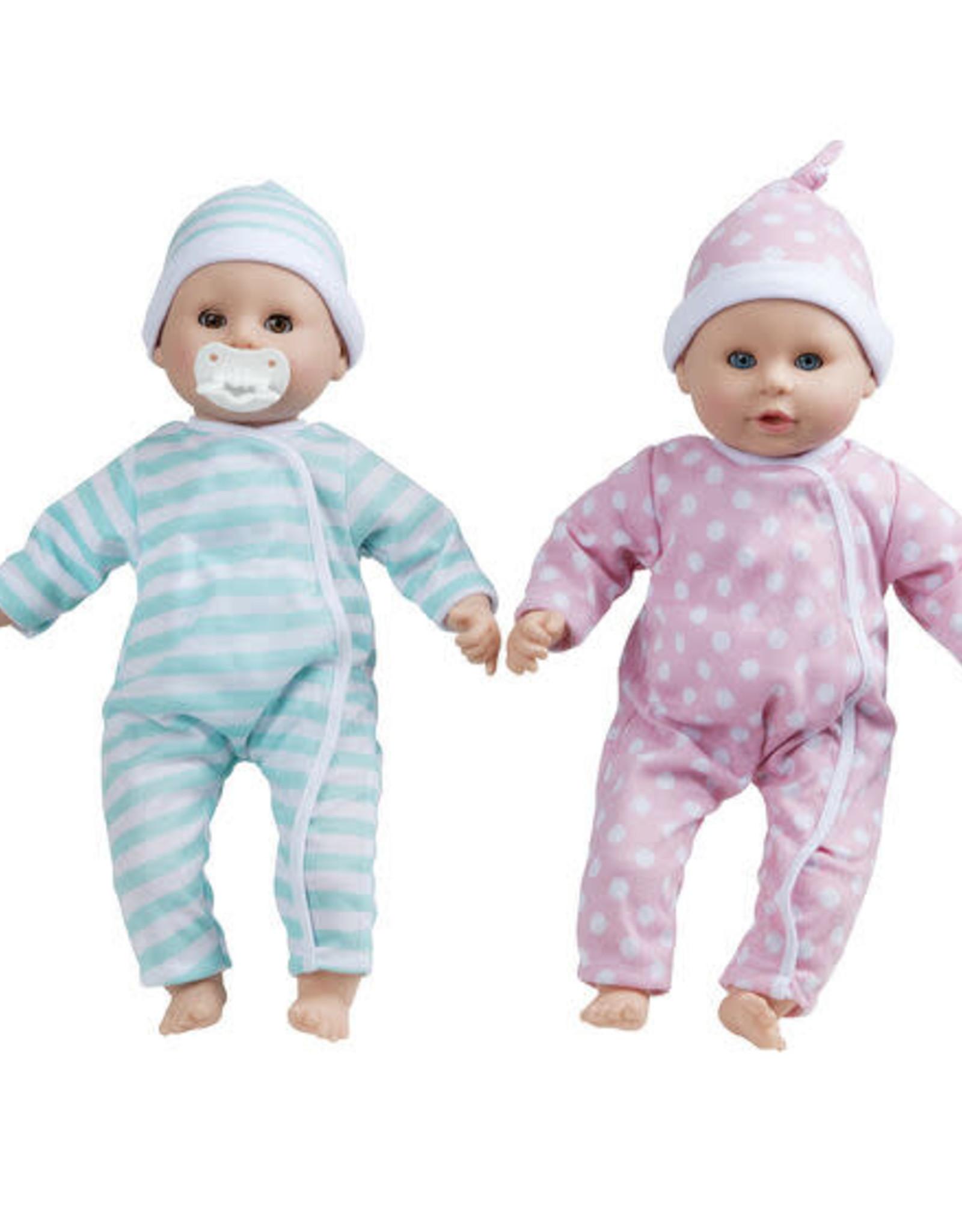 Melissa & Doug Luke & Lucy Baby Dolls