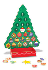 Melissa & Doug MD Wooden Advent Calendar