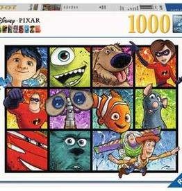 Ravensburger 1000pc Disney Pixar Splatter Art